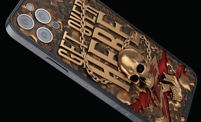 Ngất ngây với bản giới hạn iPhone 12 Pro và iPhone 12 Pro Max lấy cảm hứng từ Mortal Kombat - Ảnh 5.