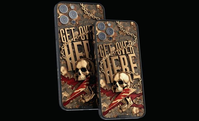 Ngất ngây với bản giới hạn iPhone 12 Pro và iPhone 12 Pro Max lấy cảm hứng từ Mortal Kombat - Ảnh 2.
