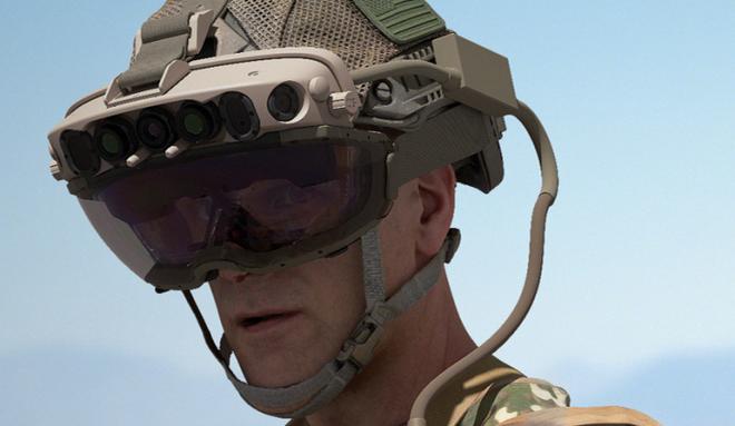 Kính HoloLens của Microsoft giành chiến thắng lớn: cung cấp 120.000 kính cho Quân đội Mỹ với giá 22 tỷ USD - Ảnh 1.