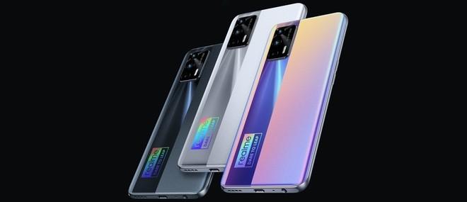 Realme GT Neo ra mắt: Thiết kế không đổi, màn hình AMOLED 120Hz, chip Dimensity 1200, pin 4500mAh, giá từ 6.3 triệu đồng - Ảnh 1.