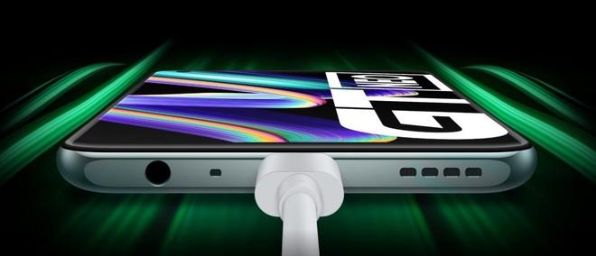 Realme GT Neo ra mắt: Thiết kế không đổi, màn hình AMOLED 120Hz, chip Dimensity 1200, pin 4500mAh, giá từ 6.3 triệu đồng - Ảnh 4.