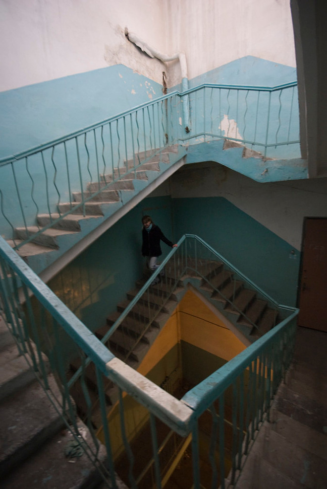 Những hình ảnh cho thấy hóa ra thiết kế cầu thang cũng chẳng phải chuyện dễ dàng - Ảnh 1.