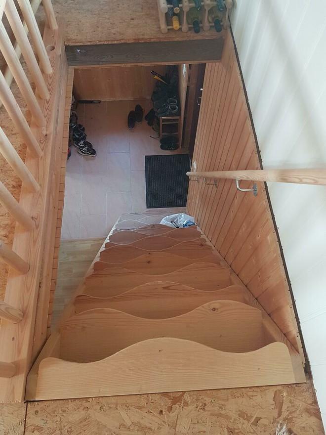 Những hình ảnh cho thấy hóa ra thiết kế cầu thang cũng chẳng phải chuyện dễ dàng - Ảnh 6.