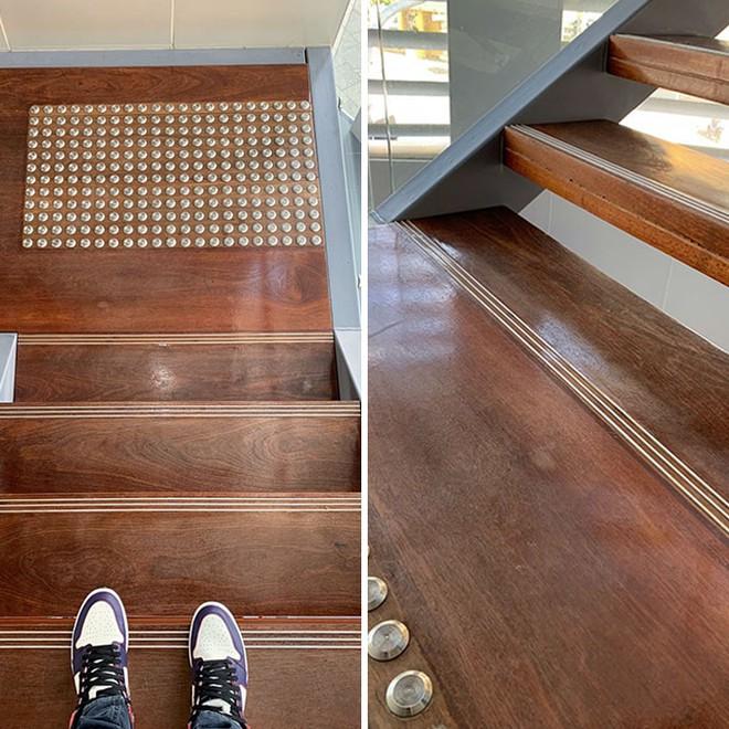 Những hình ảnh cho thấy hóa ra thiết kế cầu thang cũng chẳng phải chuyện dễ dàng - Ảnh 8.