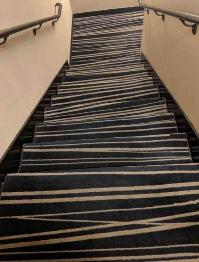 Những hình ảnh cho thấy hóa ra thiết kế cầu thang cũng chẳng phải chuyện dễ dàng - Ảnh 10.