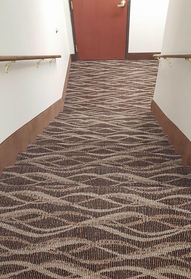 Những hình ảnh cho thấy hóa ra thiết kế cầu thang cũng chẳng phải chuyện dễ dàng - Ảnh 19.