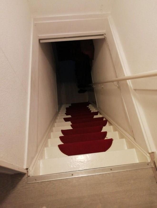 Những hình ảnh cho thấy hóa ra thiết kế cầu thang cũng chẳng phải chuyện dễ dàng - Ảnh 28.