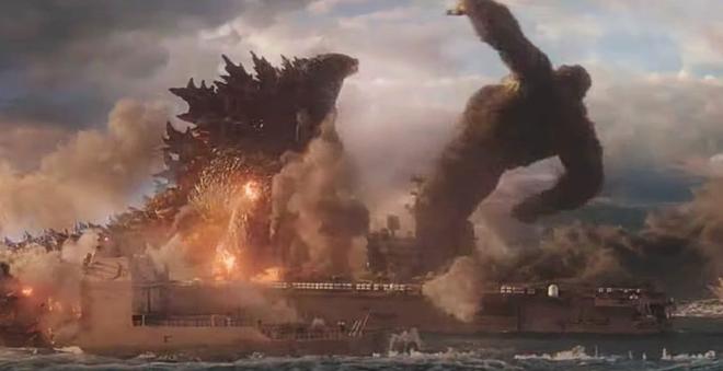 Đạo diễn Godzilla vs. Kong đã giữ lời hứa: Đúng là có người thắng kẻ bại, nhưng kết lại vẫn vẹn cả đôi đường - Ảnh 2.
