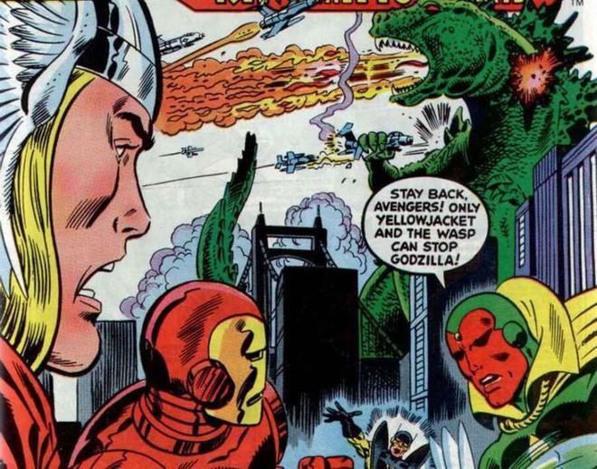 Có thể bạn chưa biết: Godzilla từng cân nguyên dàn Avengers mà không hề hấn gì - Ảnh 3.