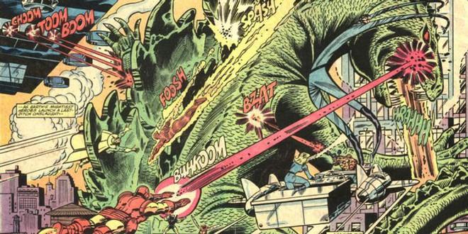 Có thể bạn chưa biết: Godzilla từng cân nguyên dàn Avengers mà không hề hấn gì - Ảnh 2.