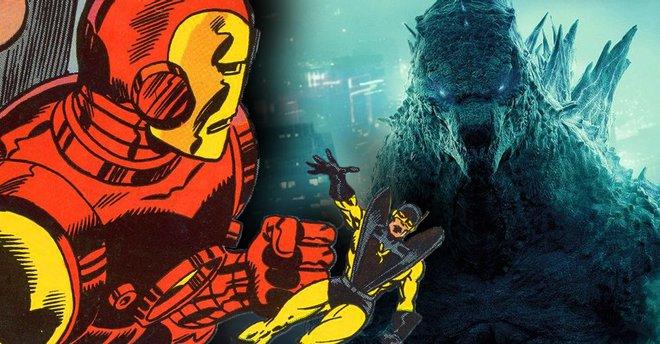 Có thể bạn chưa biết: Godzilla từng cân nguyên dàn Avengers mà không hề hấn gì - Ảnh 1.