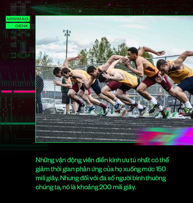 Suy nghĩ chạy trong đầu bạn với vận tốc 180km/h, nhưng vẫn chưa đủ nhanh để con người thoát khỏi cảnh giật lag - Ảnh 8.