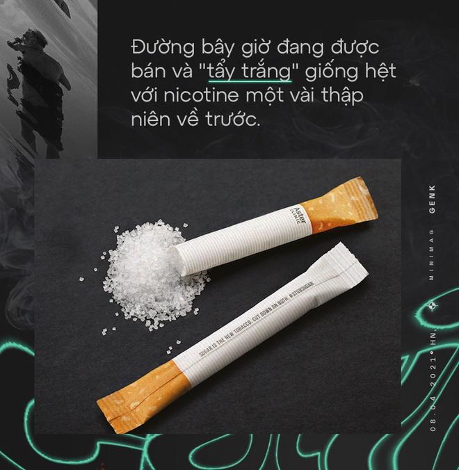 Đường: Một thứ nicotine trong thời đại mới và các chiêu trò tẩy trắng nó của ngành công nghiệp thực phẩm chế biến - Ảnh 9.