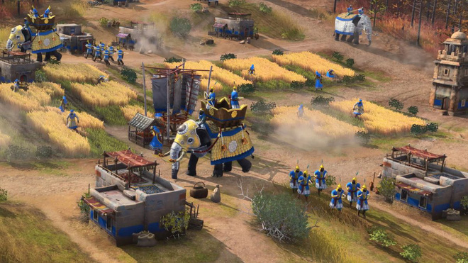Trailer mới của Đế Chế 4 sắp ra mắt trong năm nay: sẽ ngay lập tức có có 4 chiến dịch lớn, 8 nền văn minh để chơi, có cả đạo voi chiến tới từ Ấn Độ - Ảnh 2.