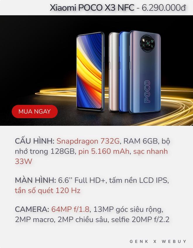 Gợi ý 4 smartphone màn hình 120Hz giá từ 6 triệu để cảm nhận sự mượt mà không cháy ví - Ảnh 4.