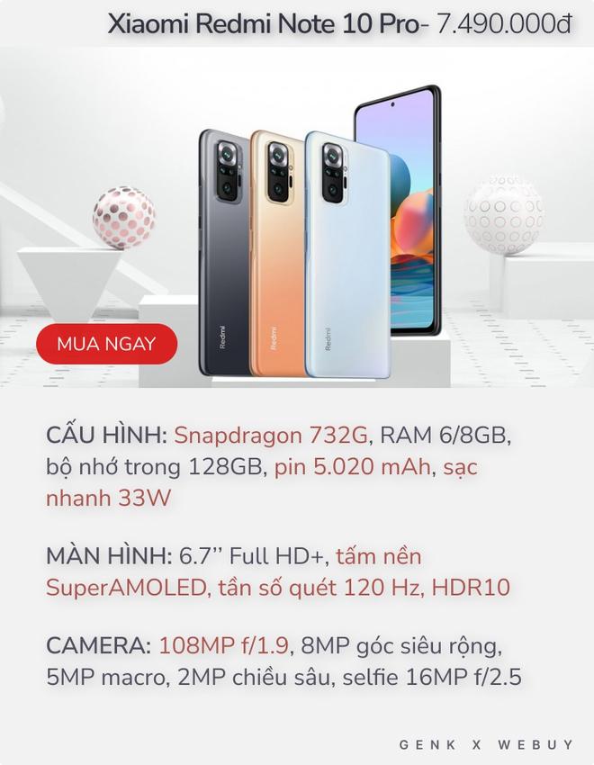 Gợi ý 4 smartphone màn hình 120Hz giá từ 6 triệu để cảm nhận sự mượt mà không cháy ví - Ảnh 5.
