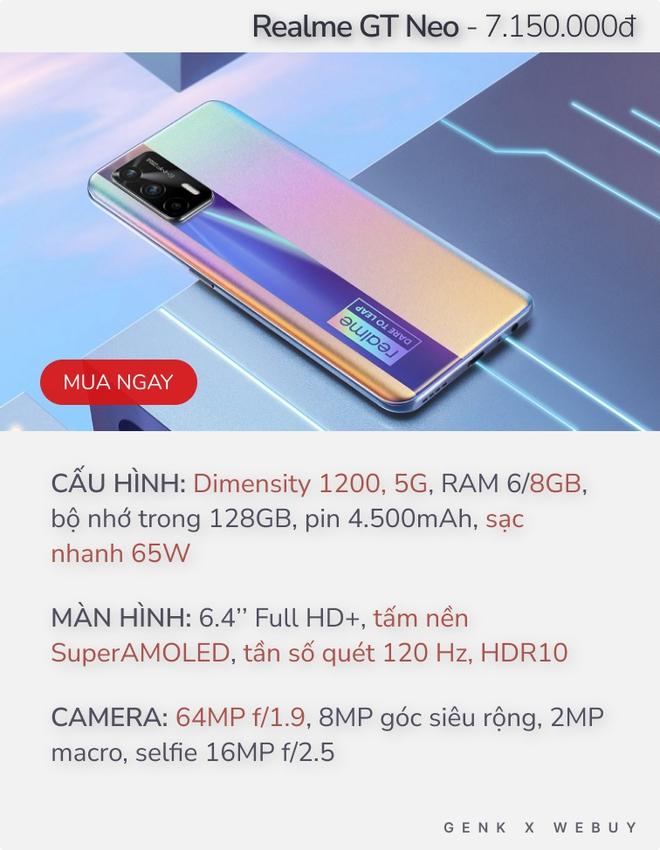 Gợi ý 4 smartphone màn hình 120Hz giá từ 6 triệu để cảm nhận sự mượt mà không cháy ví - Ảnh 3.