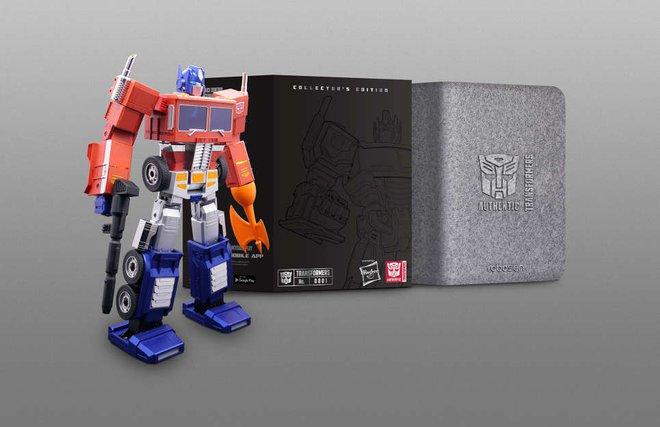 Đây là mẫu đồ chơi Transformers có thể tự động biến hình qua giọng nói, giá hơn 16 triệu đồng - Ảnh 4.