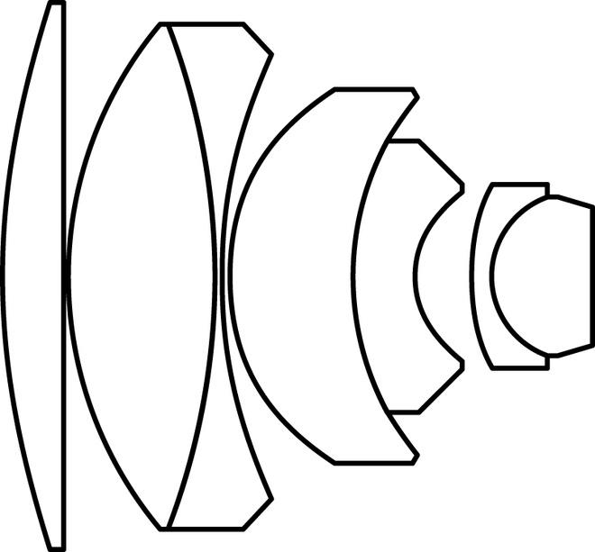 Tái chế ống kính chụp X-quang để chụp chân dung: Tưởng không hay nhưng hay không tưởng - Ảnh 12.
