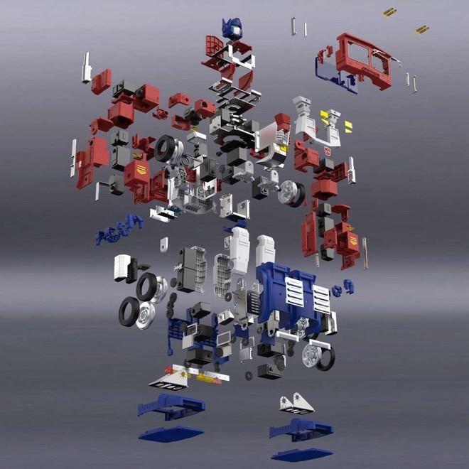 Đây là mẫu đồ chơi Transformers có thể tự động biến hình qua giọng nói, giá hơn 16 triệu đồng - Ảnh 2.
