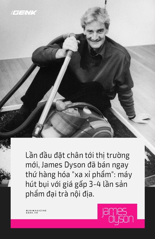 Những sự thật thú vị về Ngài James Dyson - vị kỹ sư, nhà thiết kế, nhà phát minh thiên tài sáng lập ra hãng điện máy Dyson vừa đặt chân tới Việt Nam - Ảnh 4.