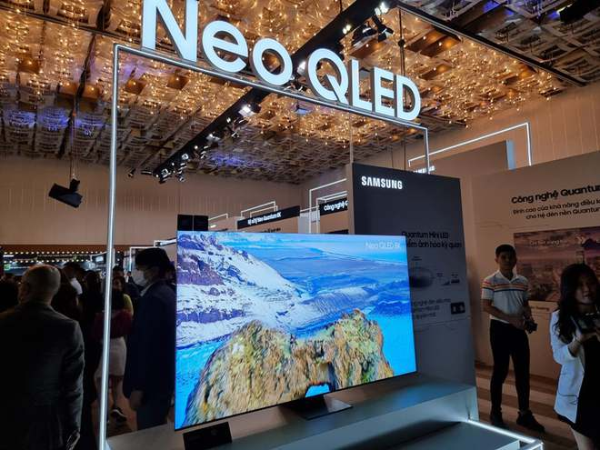 Mời xem trực tiếp sự kiện quy tụ những sản phẩm gia dụng, TV xịn nhất của Samsung năm nay - Ảnh 2.