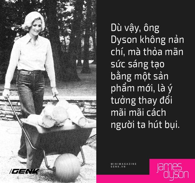 Những sự thật thú vị về Ngài James Dyson - vị kỹ sư, nhà thiết kế, nhà phát minh thiên tài sáng lập ra hãng điện máy Dyson vừa đặt chân tới Việt Nam - Ảnh 7.