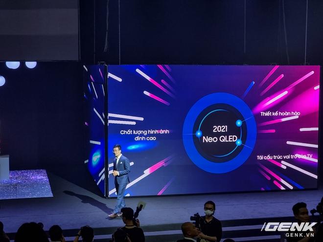 Samsung Việt Nam ra mắt loạt sản phẩm công nghệ cao cấp, trong đó có cả TV MICRO LED giá lên đến 3,5 tỉ đồng - Ảnh 4.
