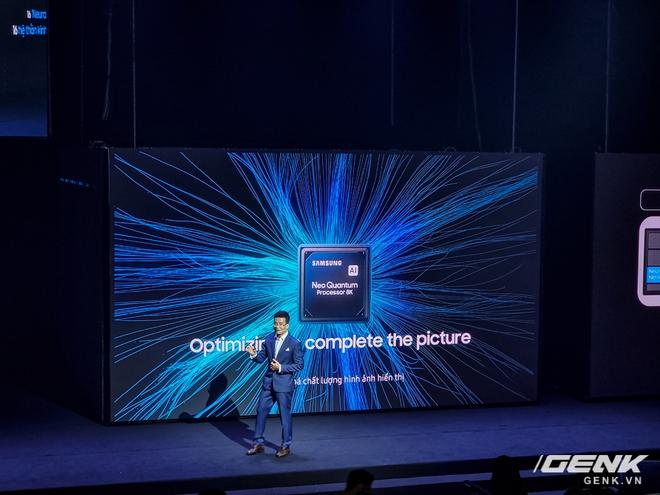 Samsung Việt Nam ra mắt loạt sản phẩm công nghệ cao cấp, trong đó có cả TV MICRO LED giá lên đến 3,5 tỉ đồng - Ảnh 5.