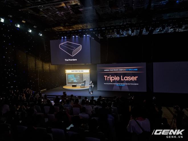 Samsung Việt Nam ra mắt loạt sản phẩm công nghệ cao cấp, trong đó có cả TV MICRO LED giá lên đến 3,5 tỉ đồng - Ảnh 8.