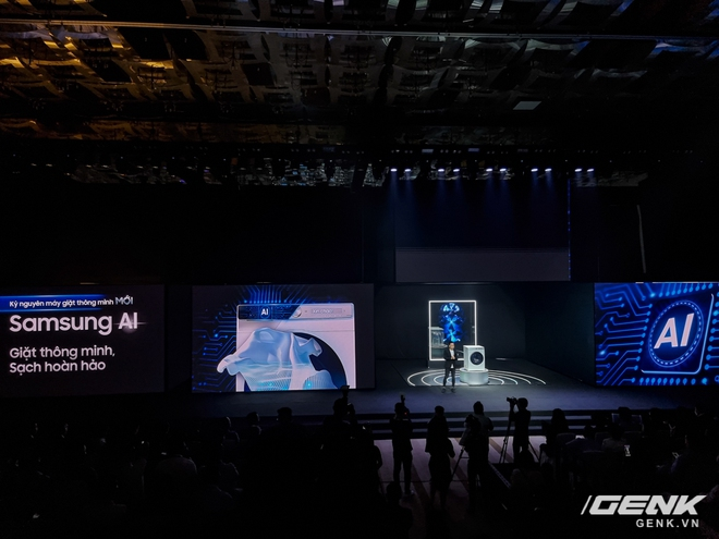 Samsung Việt Nam ra mắt loạt sản phẩm công nghệ cao cấp, trong đó có cả TV MICRO LED giá lên đến 3,5 tỉ đồng - Ảnh 9.