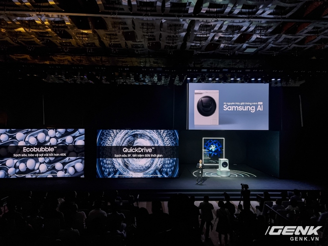 Samsung Việt Nam ra mắt loạt sản phẩm công nghệ cao cấp, trong đó có cả TV MICRO LED giá lên đến 3,5 tỉ đồng - Ảnh 11.