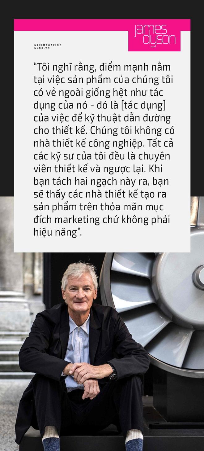 Những sự thật thú vị về Ngài James Dyson - vị kỹ sư, nhà thiết kế, nhà phát minh thiên tài sáng lập ra hãng điện máy Dyson vừa đặt chân tới Việt Nam - Ảnh 16.