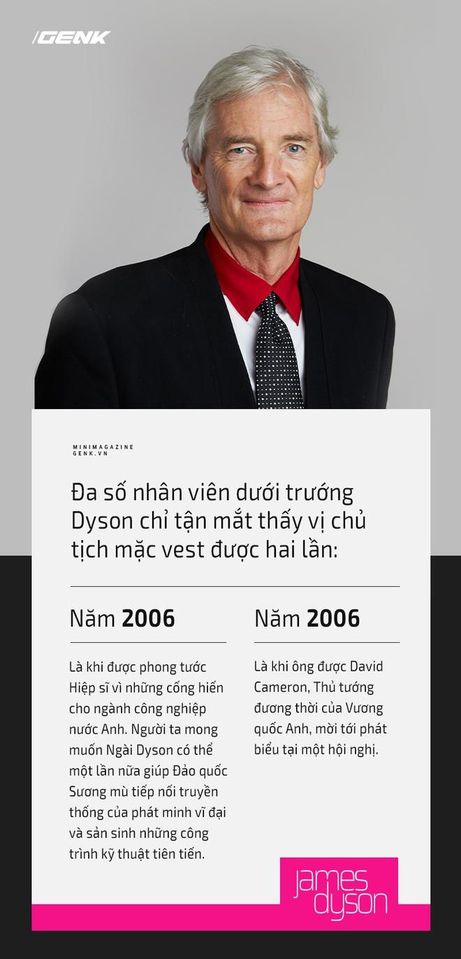 Những sự thật thú vị về Ngài James Dyson - vị kỹ sư, nhà thiết kế, nhà phát minh thiên tài sáng lập ra hãng điện máy Dyson vừa đặt chân tới Việt Nam - Ảnh 22.