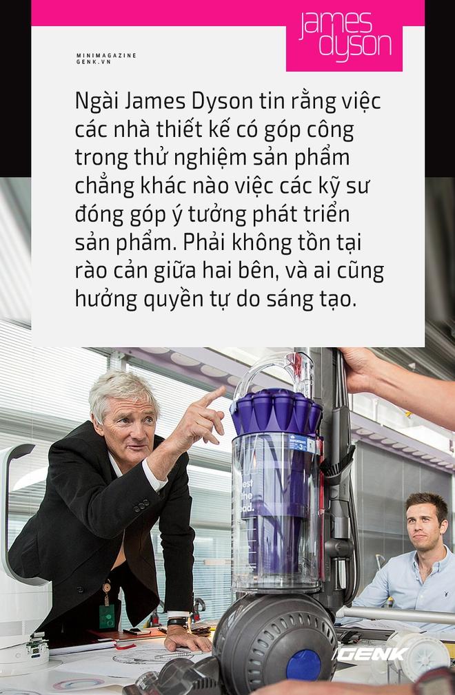 Những sự thật thú vị về Ngài James Dyson - vị kỹ sư, nhà thiết kế, nhà phát minh thiên tài sáng lập ra hãng điện máy Dyson vừa đặt chân tới Việt Nam - Ảnh 28.