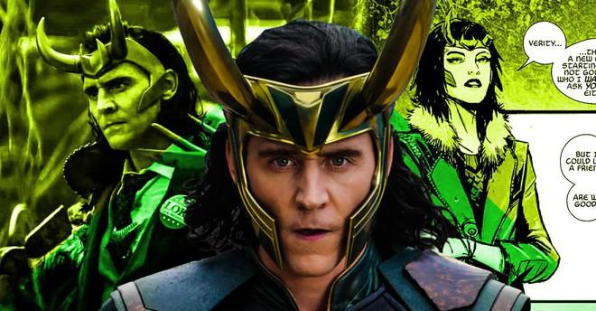 Những biến thể của Loki có thể sẽ xuất hiện trong loạt phim sắp tới của MCU - Ảnh 1.