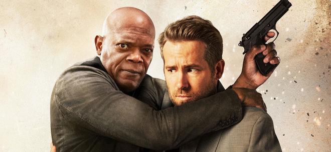 Trailer Hitmans Wifes Bodyguard: Cười không nhặt được mồm với bộ đôi vệ sĩ - sát thủ lầy lội Ryan Reynolds và Samuel L. Jackson - Ảnh 2.