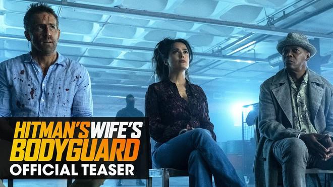 Trailer Hitmans Wifes Bodyguard: Cười không nhặt được mồm với bộ đôi vệ sĩ - sát thủ lầy lội Ryan Reynolds và Samuel L. Jackson - Ảnh 3.