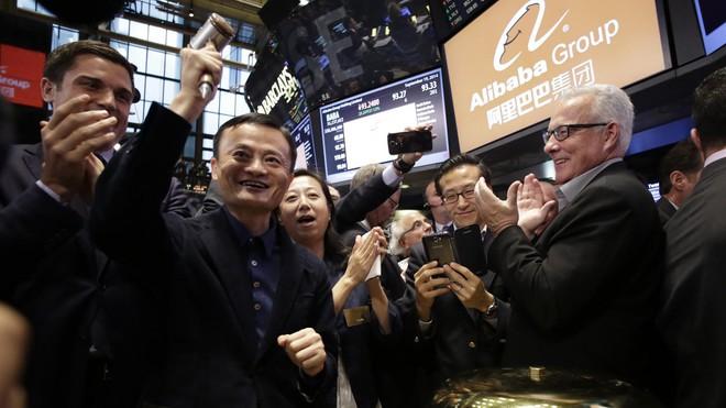 IPO lớn nhất trong lịch sử công nghệ Mỹ không phải là Apple hay Amazon mà là công ty Trung Quốc - Ảnh 1.