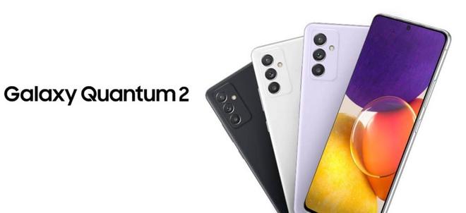 Samsung Galaxy Quantum 2 ra mắt: Chip Snapdragon 855+, bảo mật bằng mã hóa lượng tử, giá 622 USD - Ảnh 1.