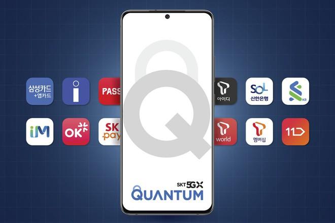Samsung Galaxy Quantum 2 ra mắt: Chip Snapdragon 855+, bảo mật bằng mã hóa lượng tử, giá 622 USD - Ảnh 3.