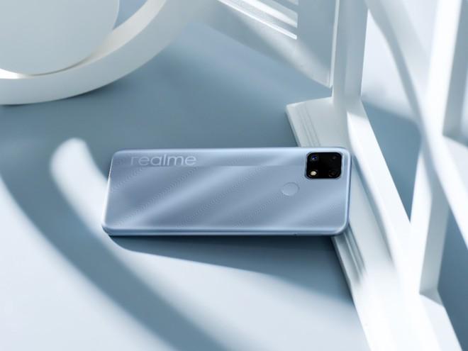 Realme C25 ra mắt tại VN: Thiết kế trẻ trung, cụm 3 camera 48MP, pin khủng 6000mAh, giá từ 4.69 triệu đồng - Ảnh 5.