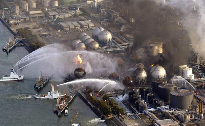 Phối cảnh vệ tinh cho thấy tác động việc xả nước thải hạt nhân ra biển của Nhật Bản sẽ đáng sợ tới mức nào - Ảnh 3.