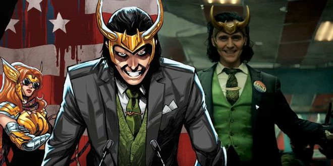 Variants of Loki are likely to appear in the upcoming MCU series - Photo 4.