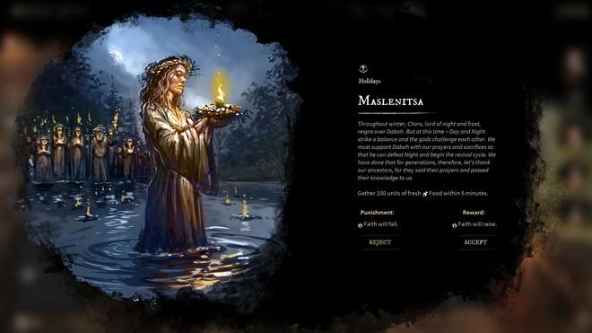 Game mới từ nhóm các nhà phát triển từng làm The Witcher 3: kết hợp phiêu lưu và quản lý thành phố, thế giới tăm tối chẳng khác gì quê Geralt - Ảnh 4.