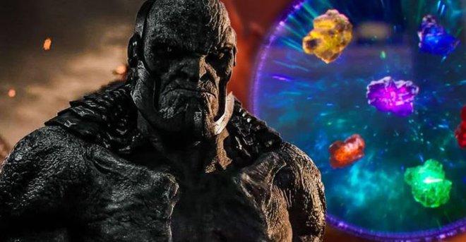 Darkseid từng sở hữu 6 viên đá vô cực của Marvel nhưng lại vứt đi vì chúng quá vô dụng - Ảnh 1.