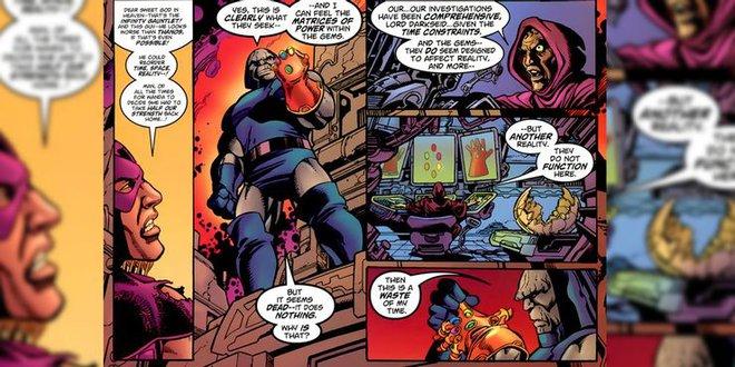 Darkseid từng sở hữu 6 viên đá vô cực của Marvel nhưng lại vứt đi vì chúng quá vô dụng - Ảnh 2.