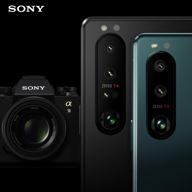 Sony Xperia 1 III và Xperia 5 III ra mắt: Màn hình OLED 4K, camera thay đổi được tiêu cự, Snapdragon 888, giá 29.9 triệu đồng - Ảnh 2.