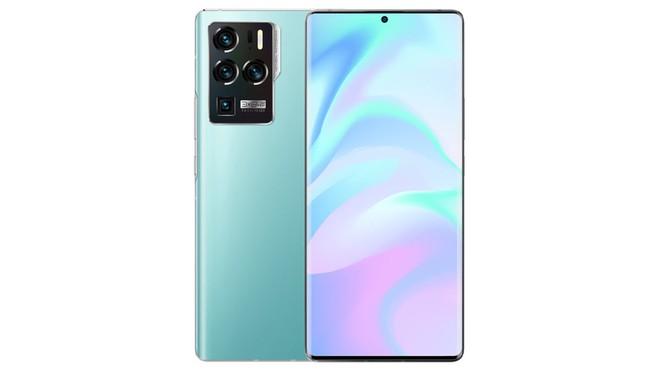 ZTE ra mắt Axon 30 Ultra: Bỏ camera ẩn dưới màn hình, 3 camera chính 64MP, Snapdragon 888, giá từ 16.6 triệu đồng - Ảnh 1.