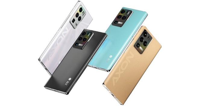 ZTE ra mắt Axon 30 Ultra: Bỏ camera ẩn dưới màn hình, 3 camera chính 64MP, Snapdragon 888, giá từ 16.6 triệu đồng - Ảnh 8.